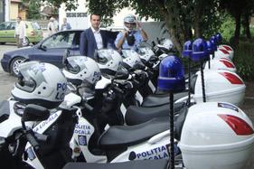 Poliţia şi siguranţa